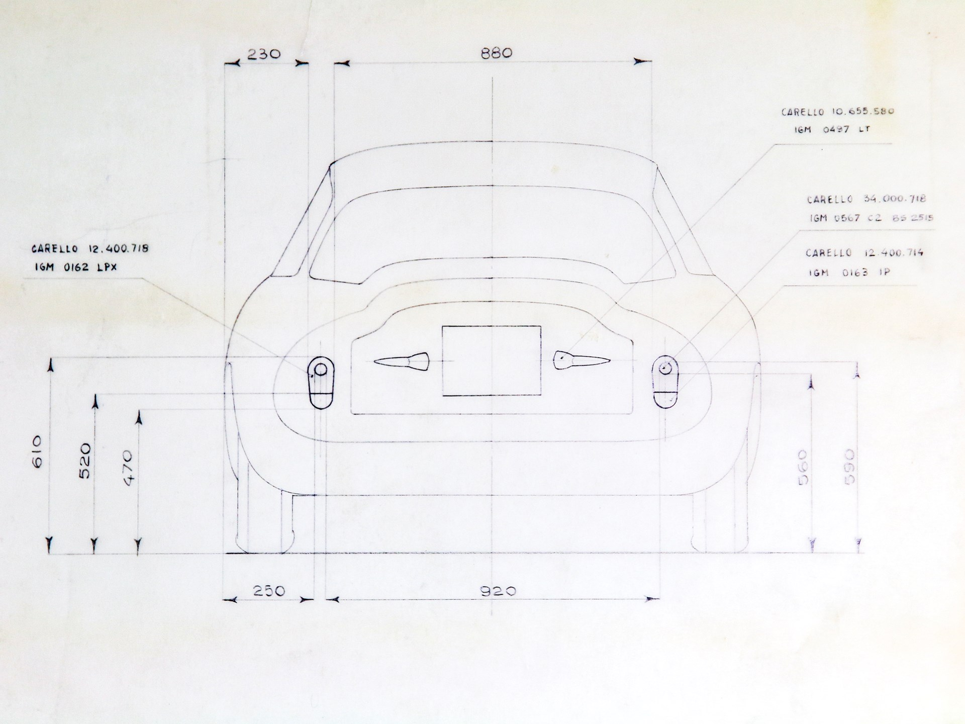 hight resolution of alfa romeo giulietta sz blueprint