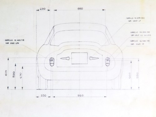 small resolution of alfa romeo giulietta sz blueprint