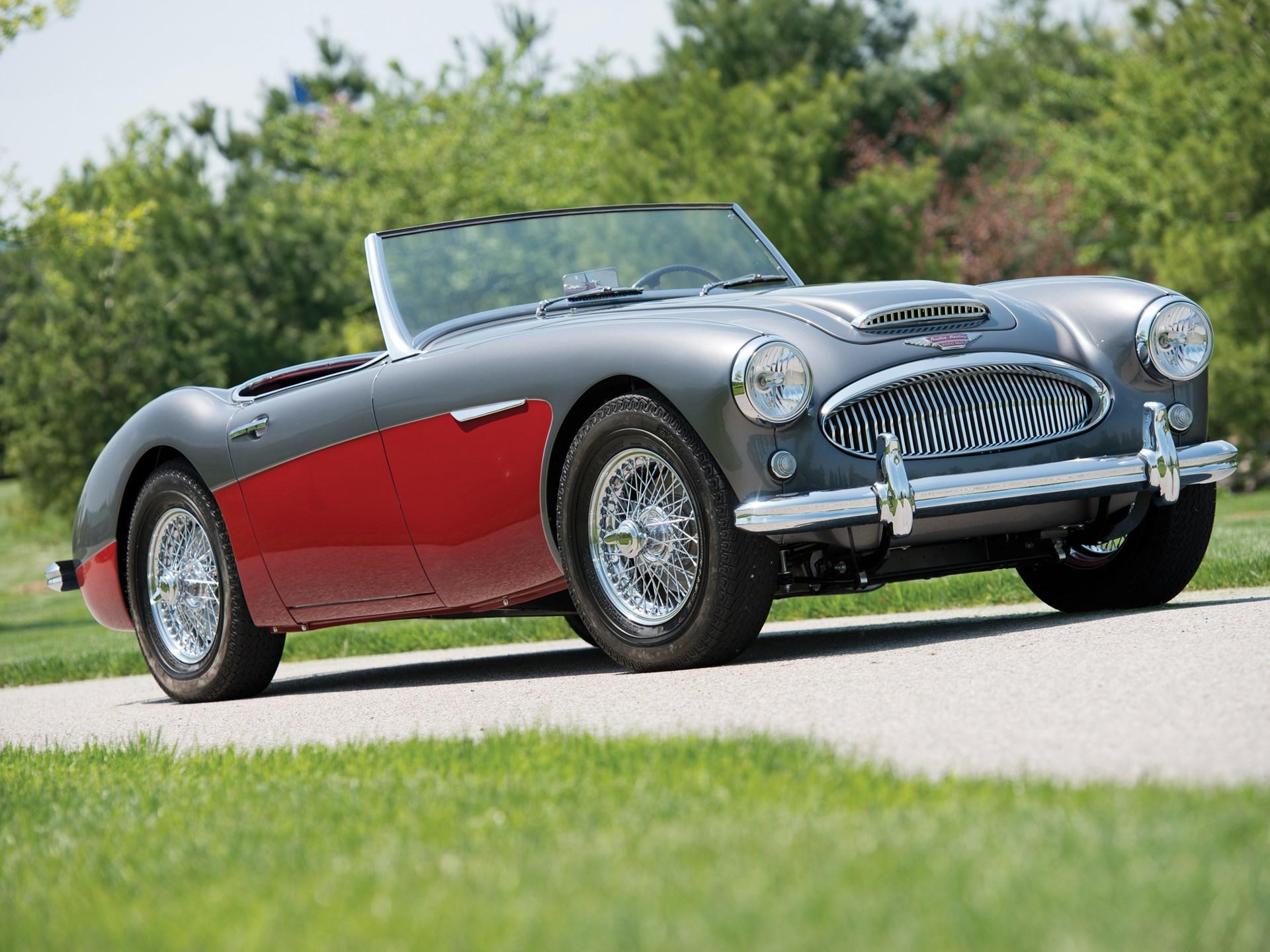 hight resolution of 1961 austin healey 3000 mk ii bn7 roadster