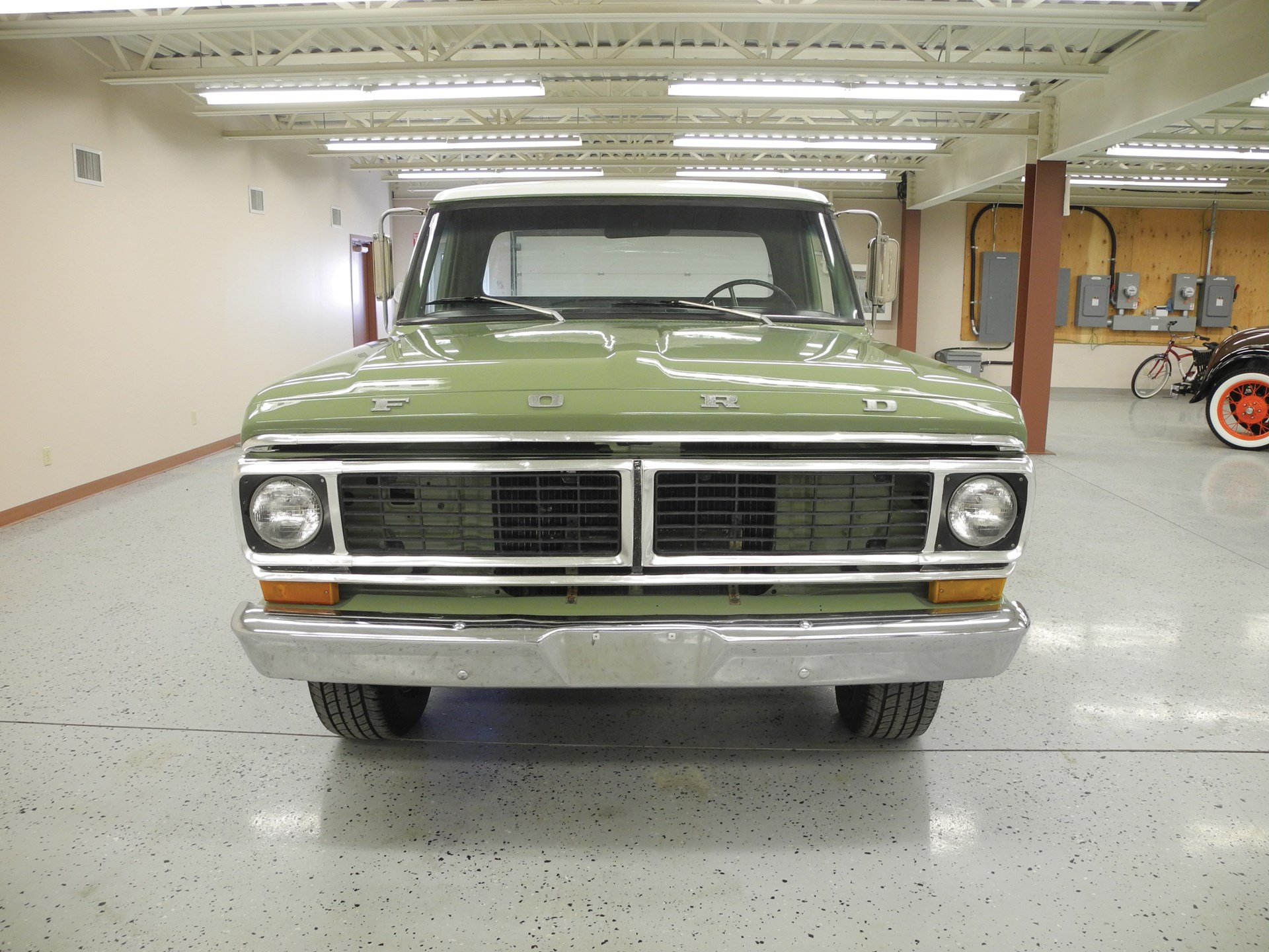 hight resolution of 1970 ford f100 sport custom pickup