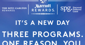 It's Official — Marriott-Starwood now Merged