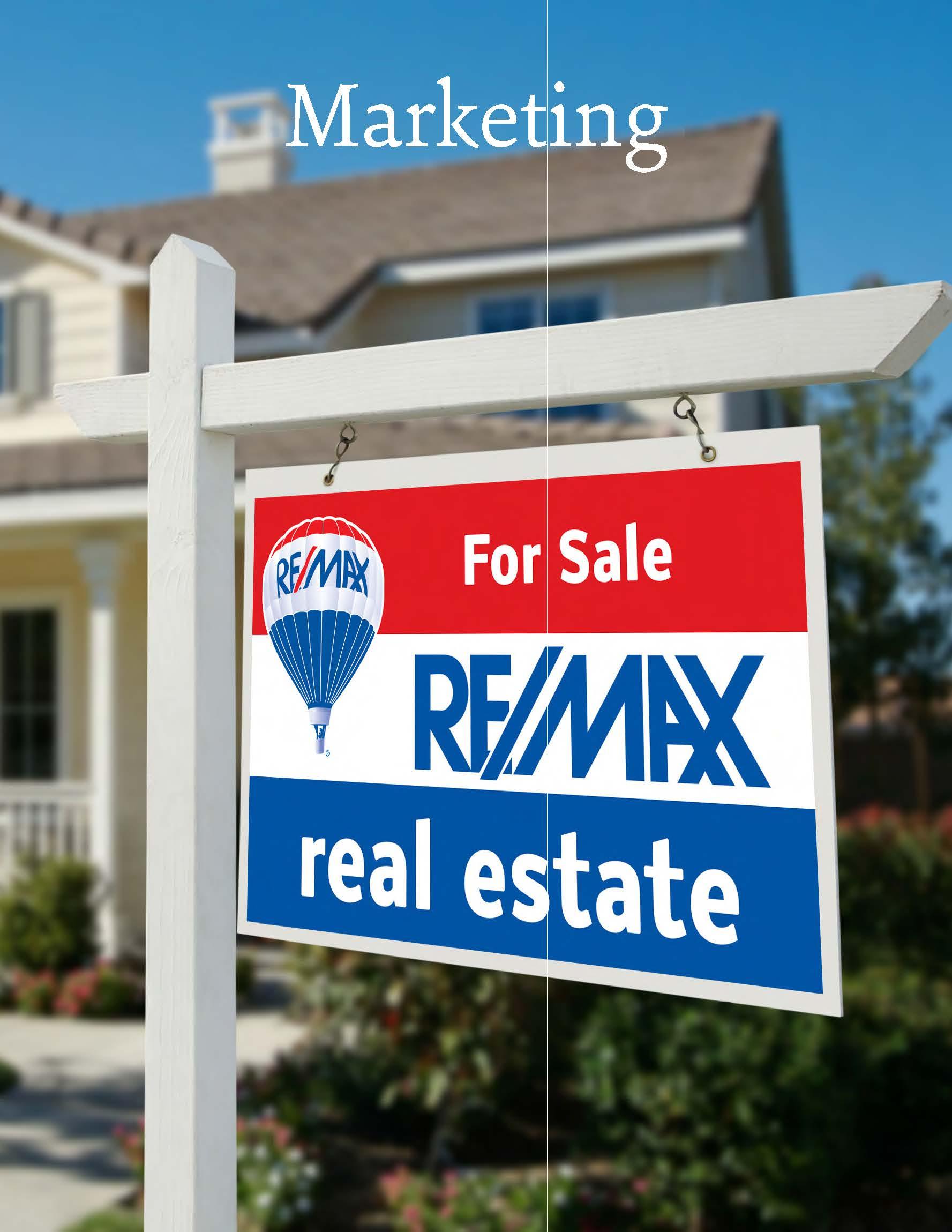 Listing Presentation REMAX Real Estate Marketing - Fresh commercial real estate listing presentation design