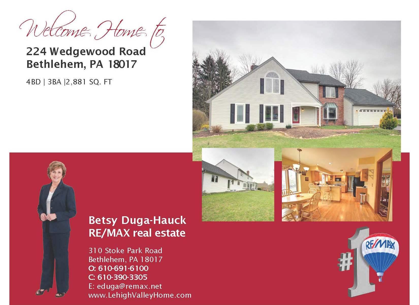 Listing Presentation – RE/MAX real estate Marketing