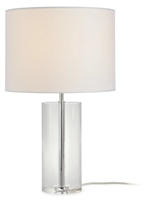 alexa crystal table lamp