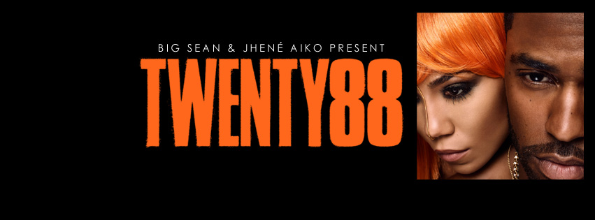 Big Sean And Jhene Aiko Twenty88