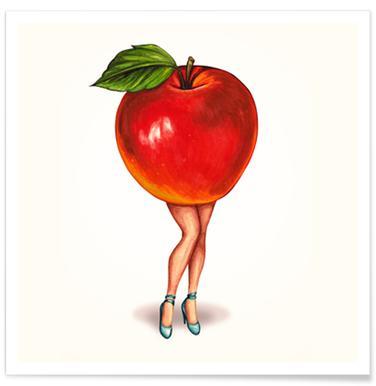 buy apple art prints