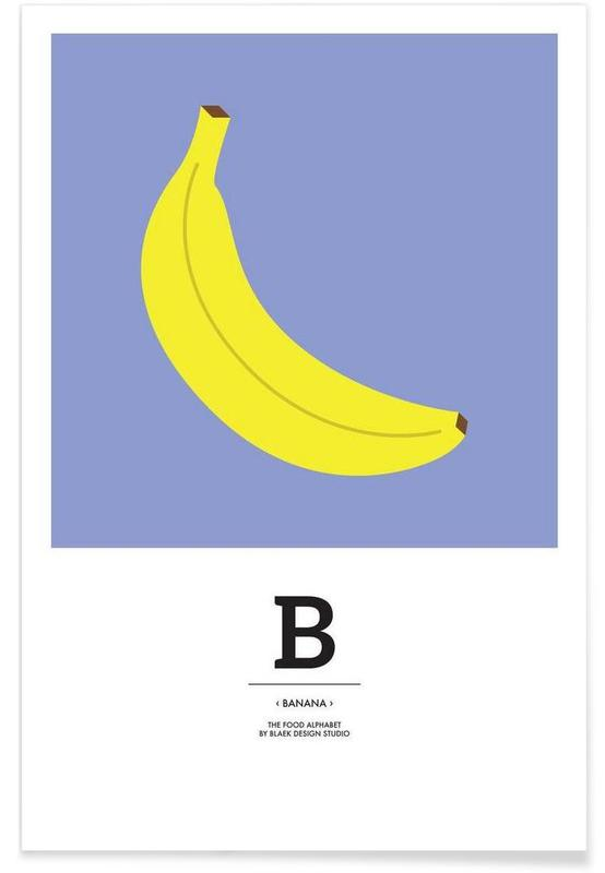 the food alphabet b