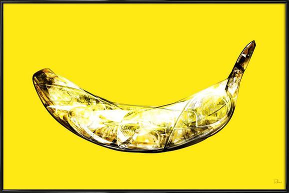 lambda banana as poster