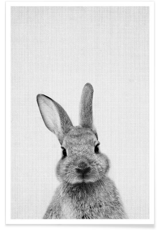 Print 48 en Affiche premium par Lila x Lola  JUNIQE