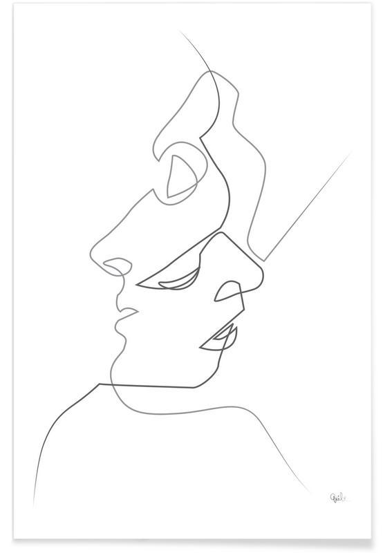 Frame Kahlo Printable Frida