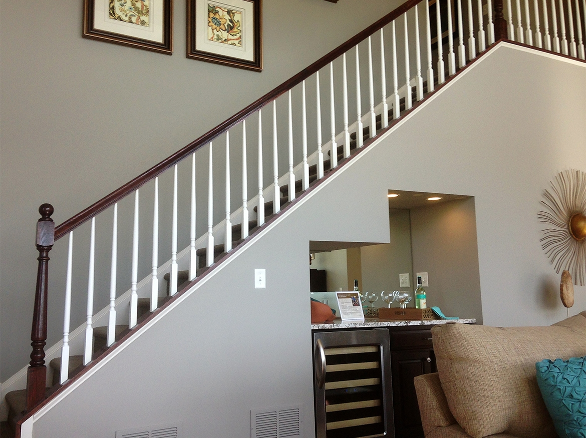 Rnf Stairs And Rails – Project S   Pre Assembled Stair Railing   Deckorators   Balusters   Pressure Treated   Stainless Steel   Wood