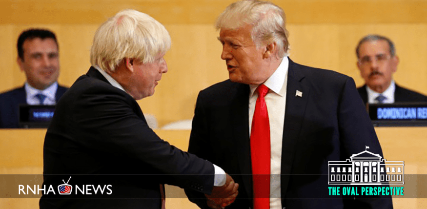 Trump UK elections