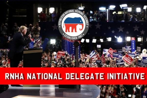 RNHA National Delegate Initiative