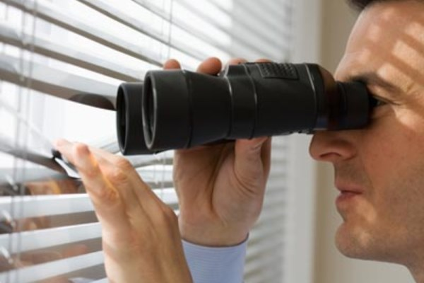 Spying on Neighbors