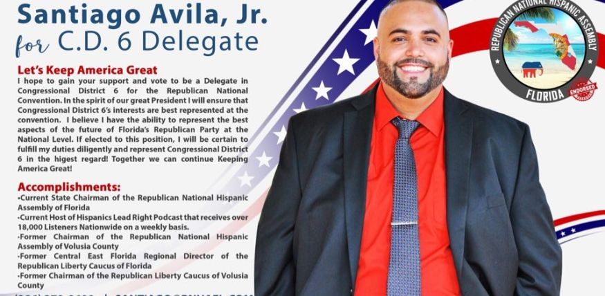 Santiago Avila Jr Endorsement