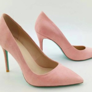 The PinkSueded Shoe 3.0