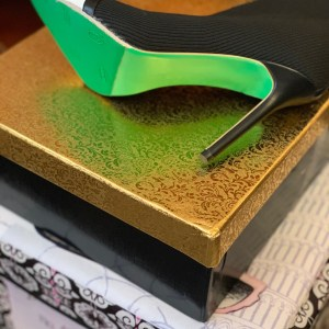 Custom Green Sole