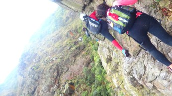 acrophobia is not suitable to this