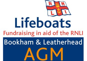 RNLI Bookham and Leatherhead Branch AGM