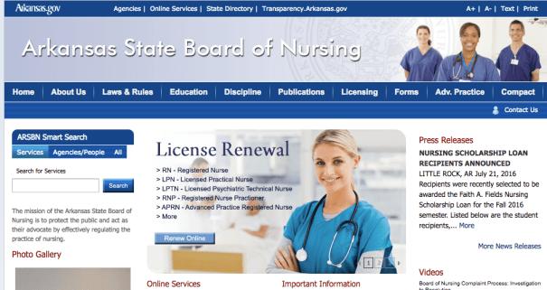 """RN License Verification AR"""