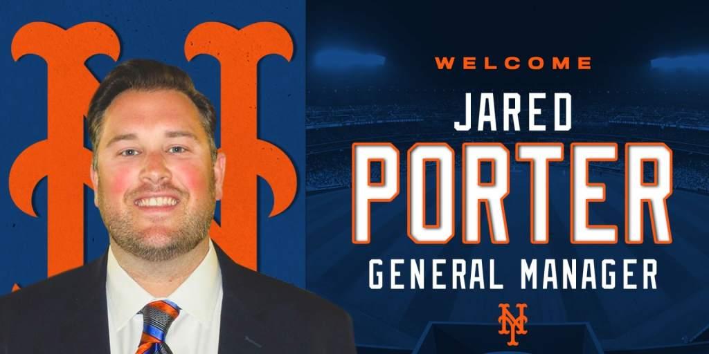 Dueño de Mets, Steve Cohen, despide por twitter a Gerente General Jared Porter.