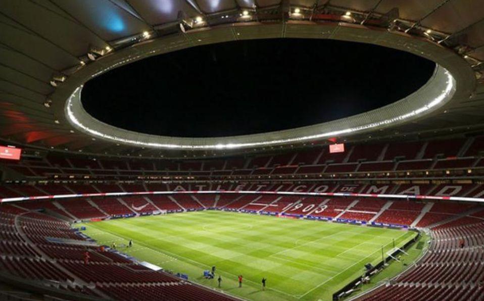 Wanda Metropolitano, la casa del Atlético de Madrid. (Foto: AFP) ARCHIVO