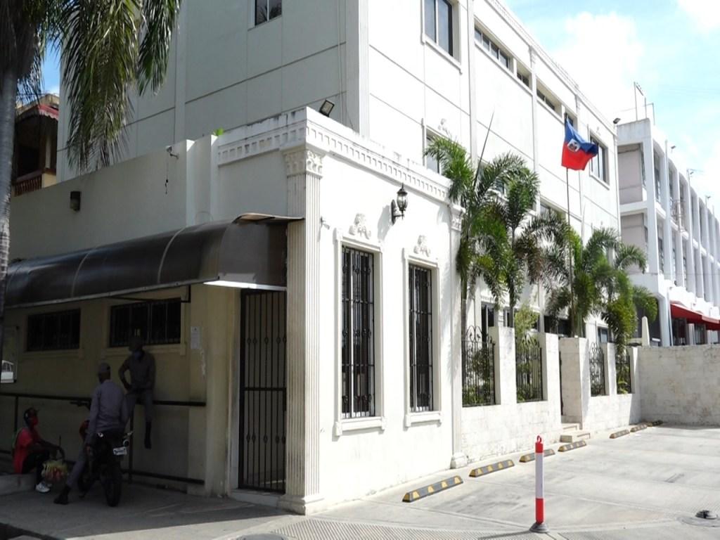 embajada haitiana en RD