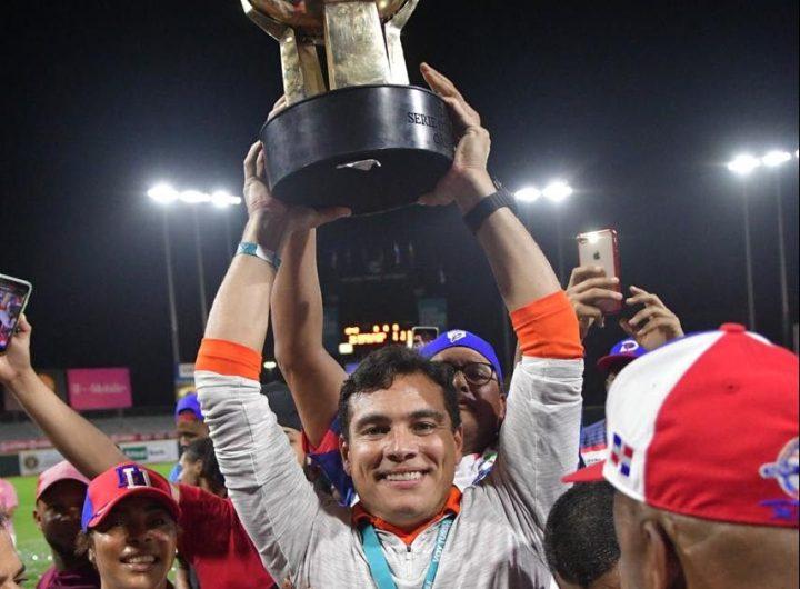 Raymond Abreu seguirá por dos años como gerente general de los Toros del Este. (Foto: Toros del Este)