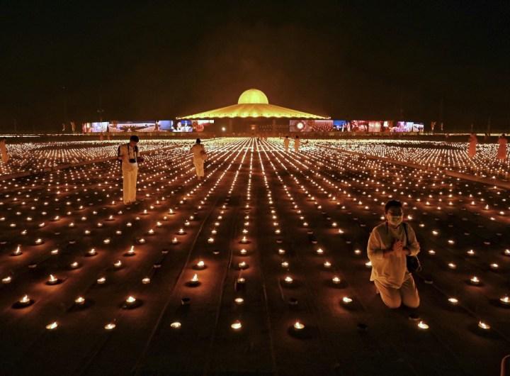 Foto: LILLIAN SUWANRUMPHA / AFP.