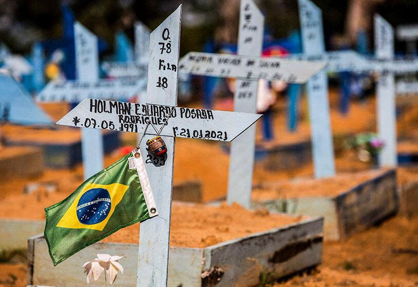 Atalayar_COVID-19 Brasil
