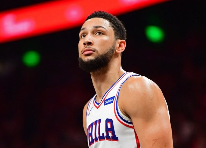 Ben Simmons    (Foto: Scott Cunningham / NBAE / Getty Images / Getty Images via AFP)