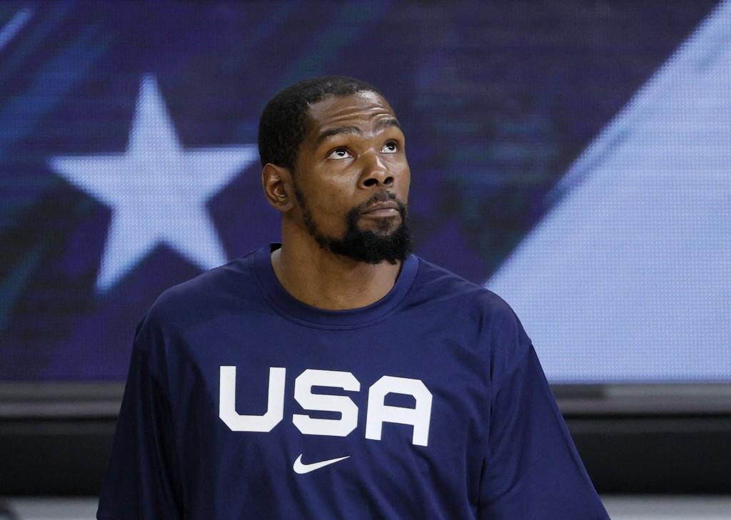 Kevin Durant  (Foto: Ethan Miller/Getty Images/AFP)