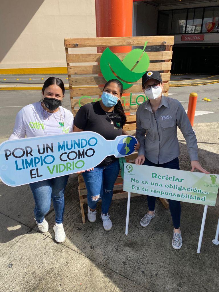 Realizan campaña nacional de canje de Vasos por Vidrio