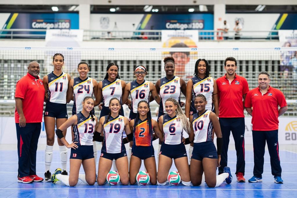 El equipo dominicano clasificó a los Juegos Panam Juvenil de Cali, Colombia y avanzó a las semifinales.