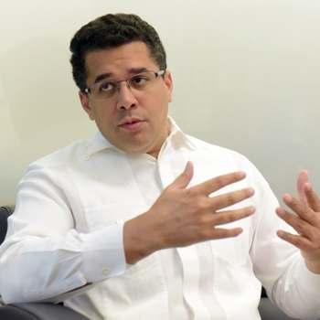 Ministro de Turismo, David Collado.