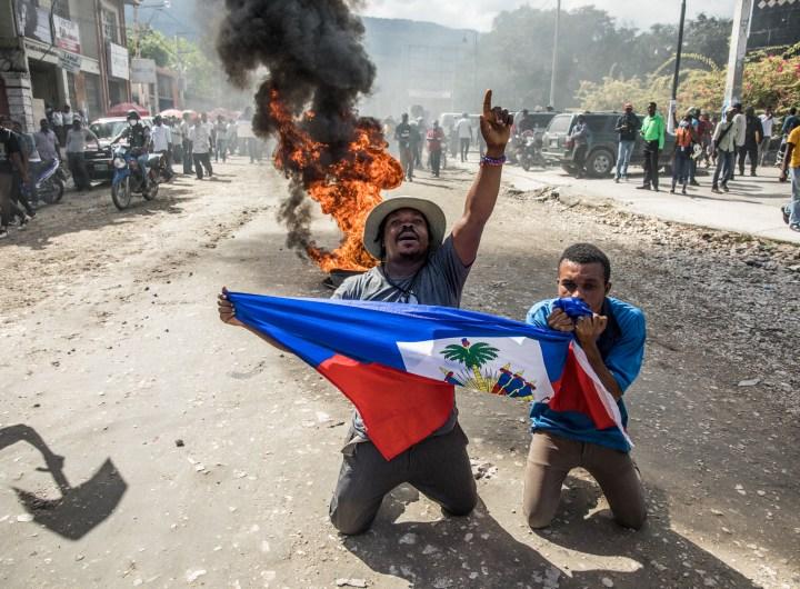 FILES-HAITI-US-KIDNAPPING-GANGS