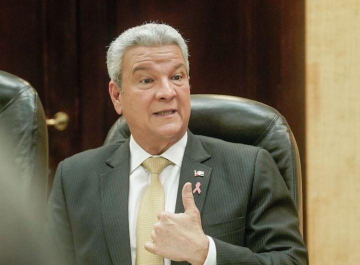 Ministro de la Presidencia, Lisandro Macarrulla.