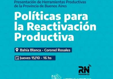 Atención Pymes del distrito: Políticas provinciales para la Reactivación Productiva.