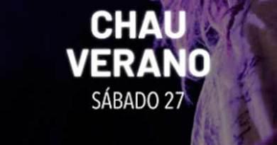 «Chau verano» , la fiesta despedida del Patio cervecero del «Super Pancho»