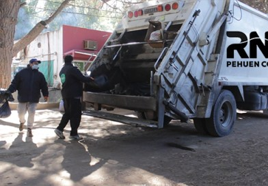 El 5/8: Comienza la recolección domiciliaria de reciclables.