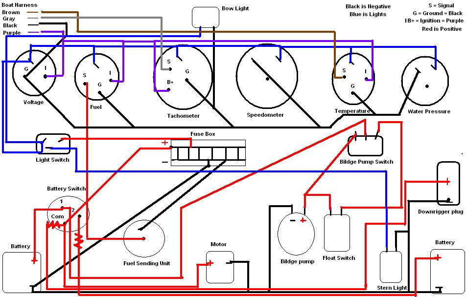 sea pro wiring diagram