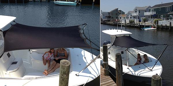 fishing chair heavy duty big man covers boat shade kit from rnr-marine.com™