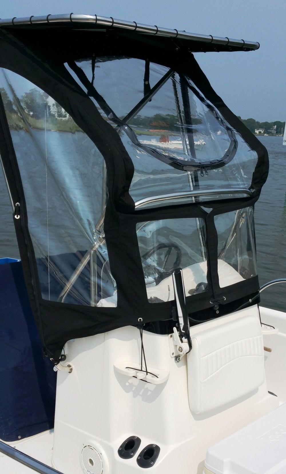 medium resolution of boston whaler dauntless 180 t topless narrow narrow width 27