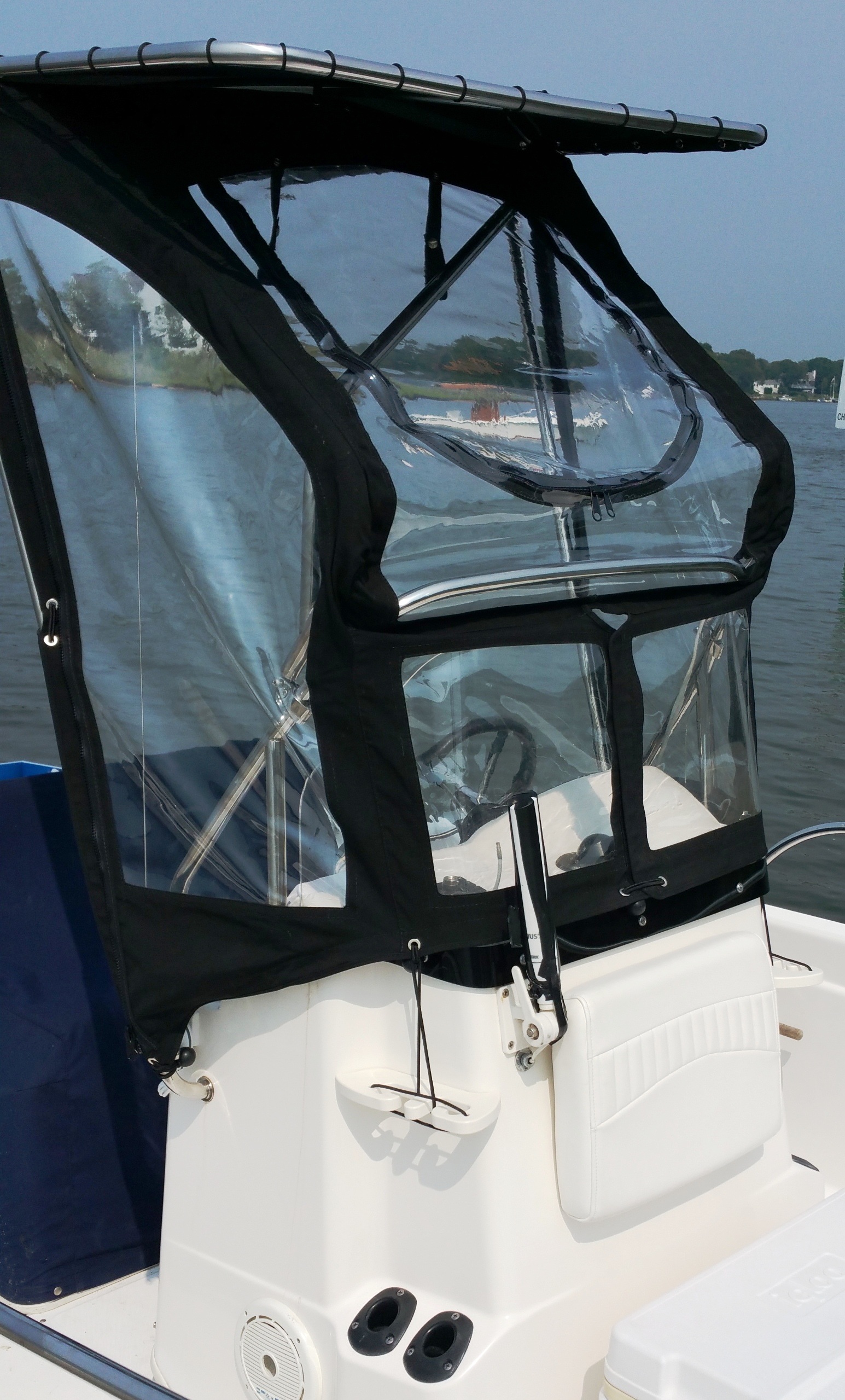 hight resolution of boston whaler dauntless 180 t topless narrow narrow width 27