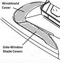 Sea Ray® 480 Sedan Bridge, 1998-2004, Factory Original