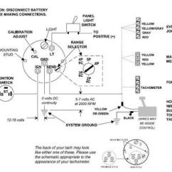 Evinrude 70 Wiring Diagram Lawn Mower Ignition Switch Mercury Tachometer Online Boat Tach Block Key
