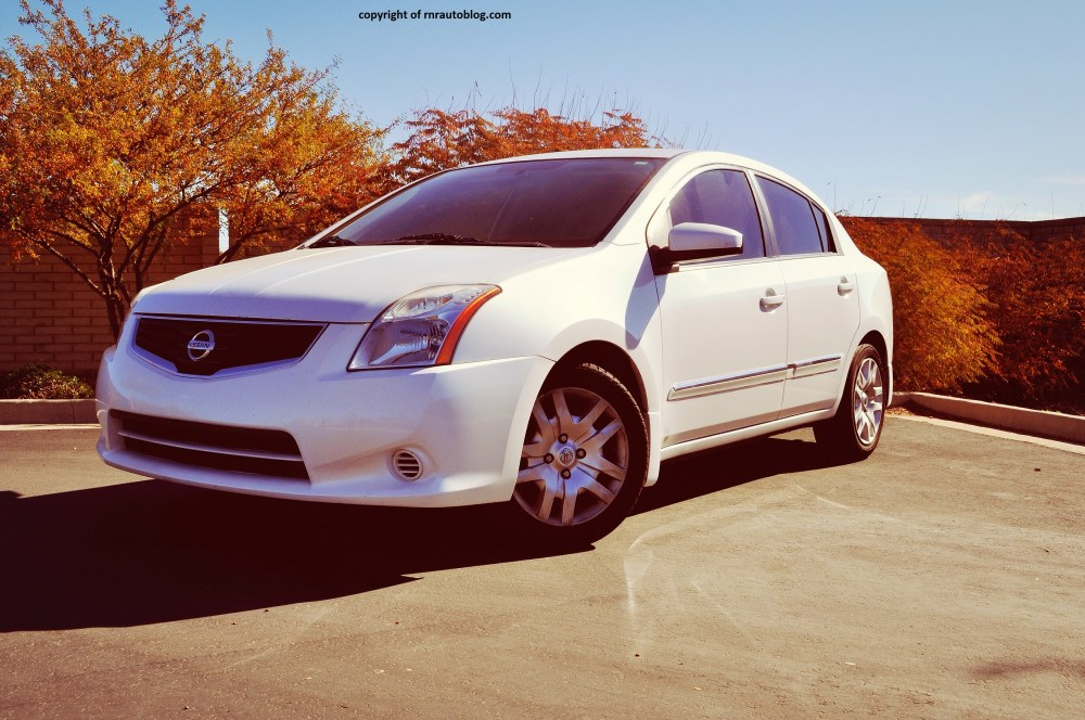 medium resolution of the front itself may be a little ordinary with just a hint of aggressiveness but the side profile is where the sentra