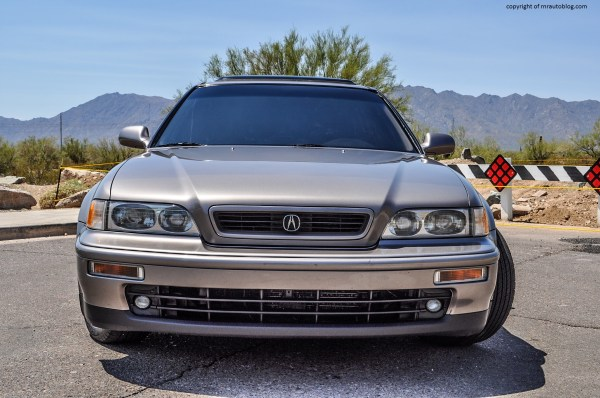 1994 Acura Legend Ls Coupe And Gs Sedan Rnr
