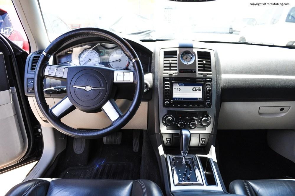 medium resolution of chrysler interior