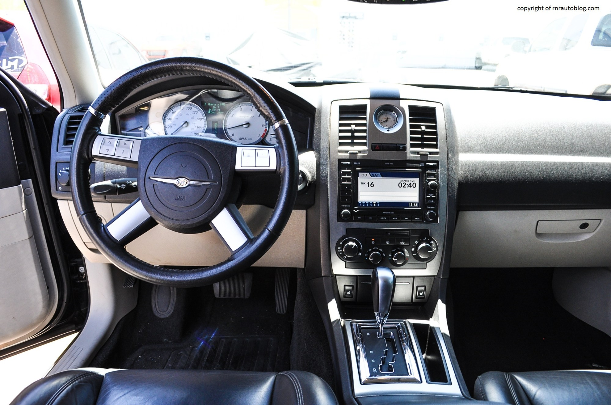 hight resolution of chrysler interior